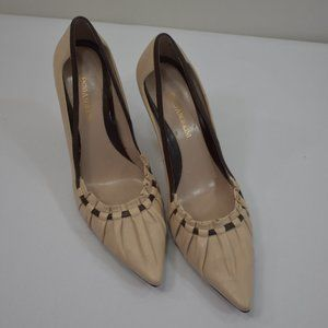 ENZO ANGIOLINE leather upper SHOES SZ 8M
